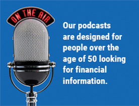 Listen to our podcasts